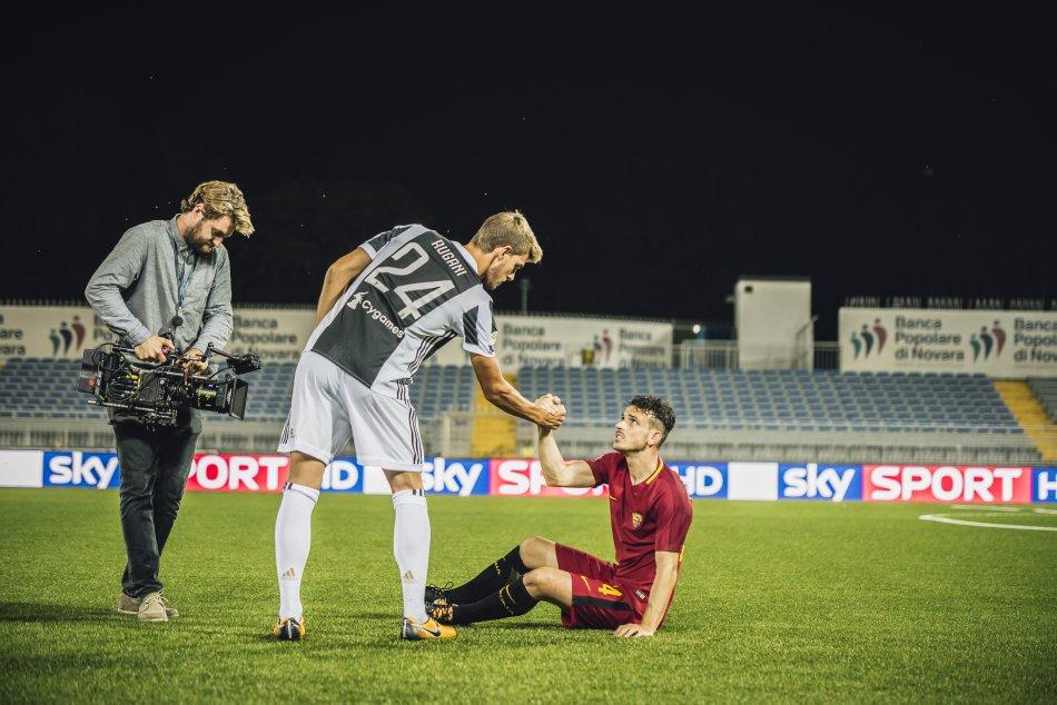 nuovo calcio d'inizio sky - ph sara busiol0004