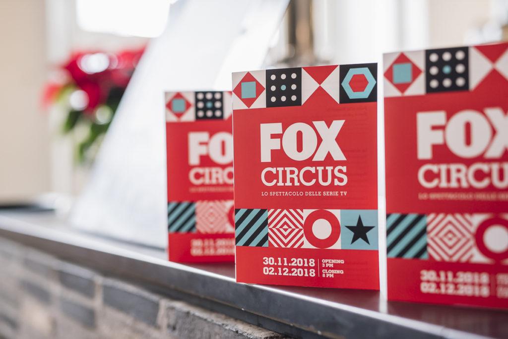 Fox Circus 1 dicembre gg 2 bassa 78