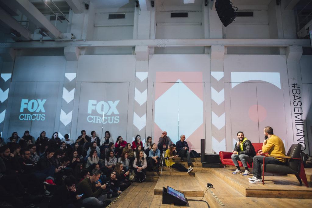 Fox Circus 2 dicembre gg 3 bassa 25